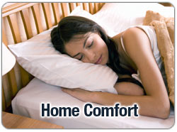 Humidity control for your home comfort